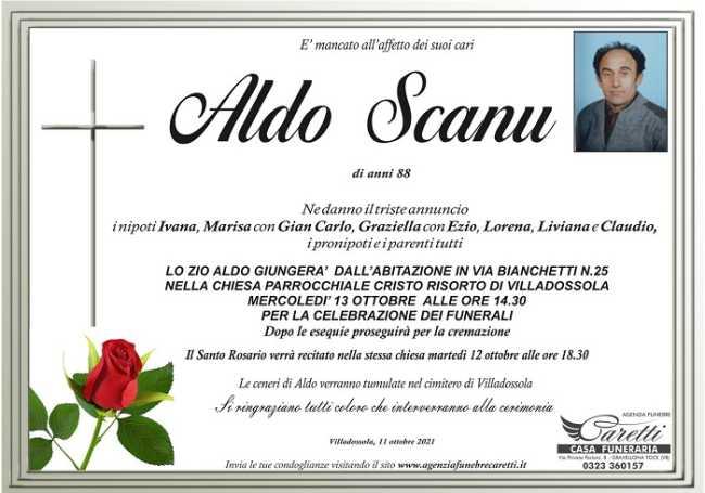 Aldo Scanu