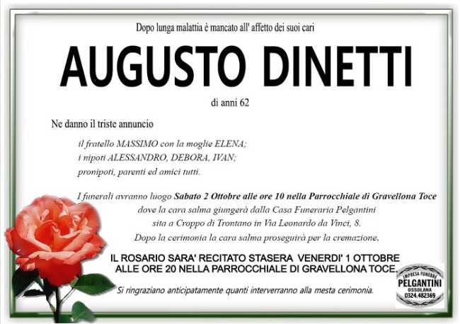 Augusto Dinetti