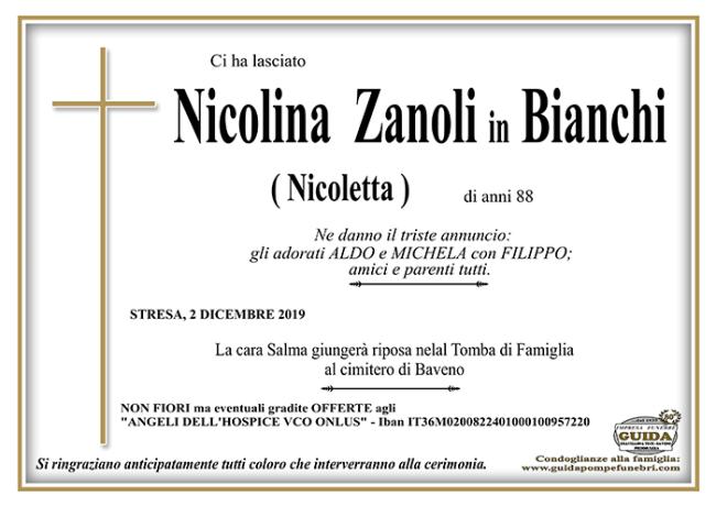 BIANCHI ZANOLI