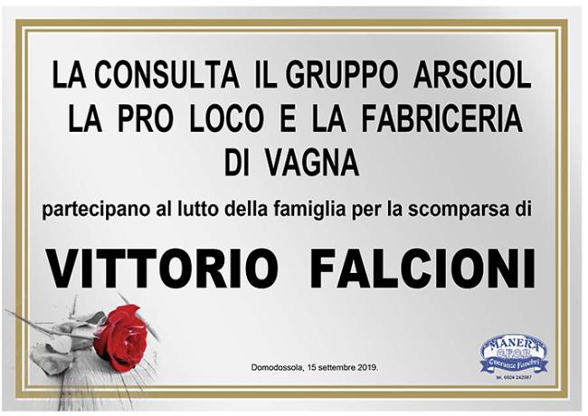 Consulta Vagna ecc Vittorio Fal