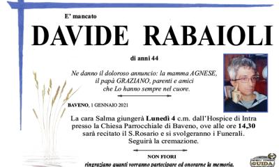 DAVIDE RABAIOLI