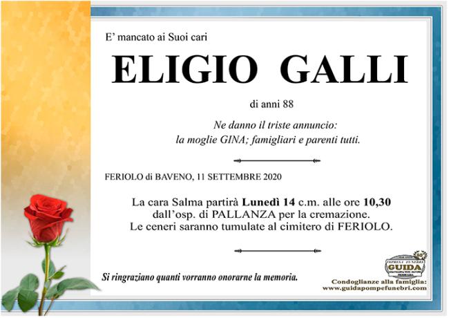 GALLI ELIGIO