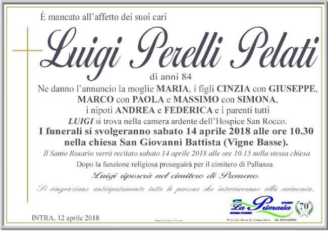 Luigi Perelli Pelati