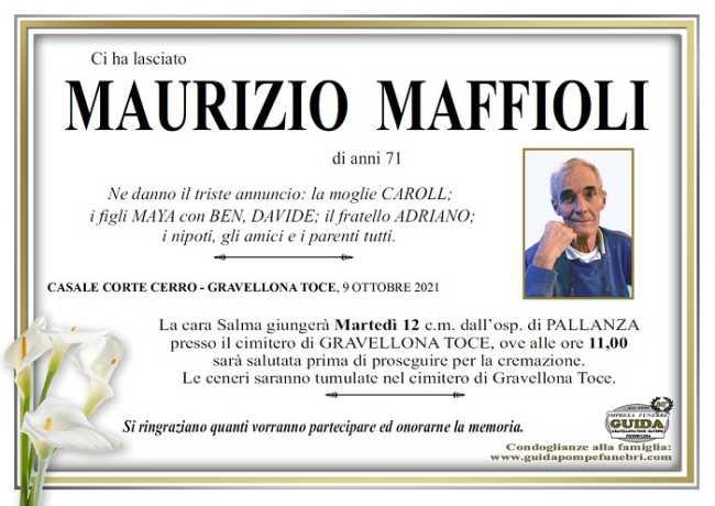 Maurizio Maffioli