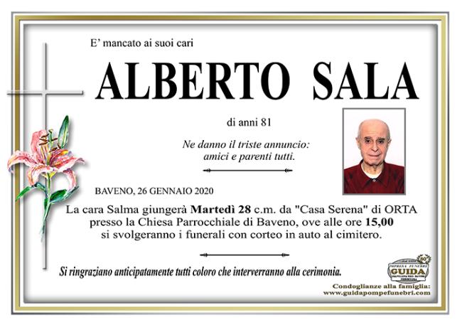 alberto SALA