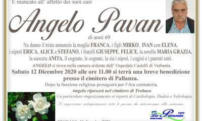 angelo pavan