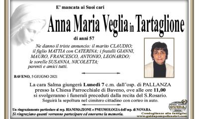 anna tartaglione VEGLIA