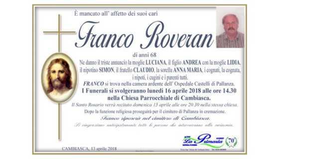 franco roveran