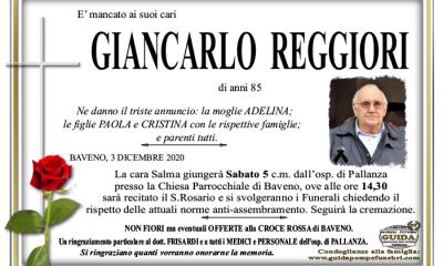 giancarlo REGGIORI