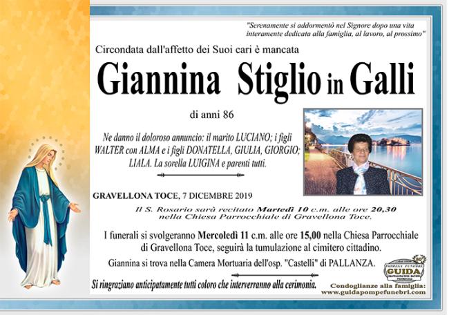 giannina ved gagli STIGLIO 2