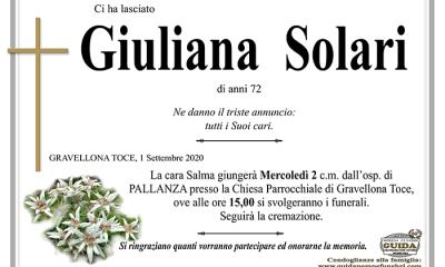 giuliana SOLARI