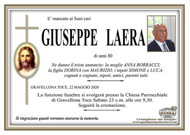 giuseppe LAERA