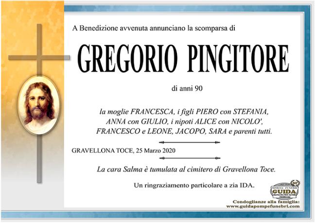gregorio PINGITORE