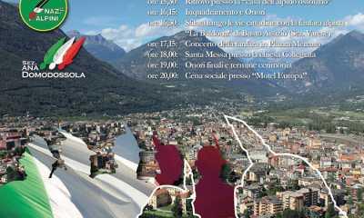 gruppo Alpini domo 95