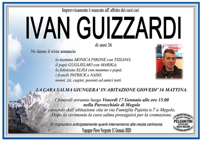 ivan GUIZZARDI manifesto