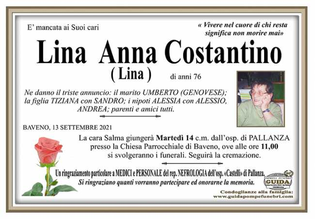 lia COSTANTINO