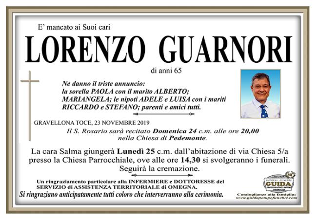 lorenzo GUARNORI