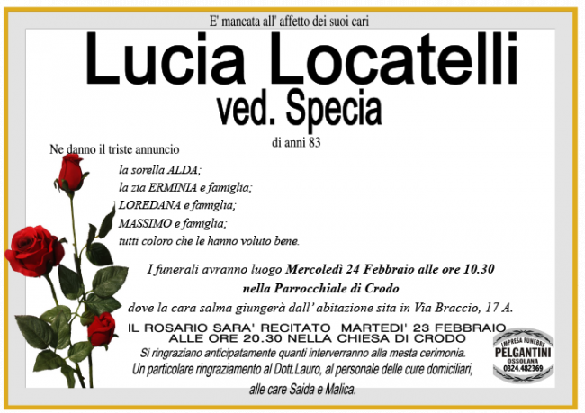 lucia LOCATELLI 1