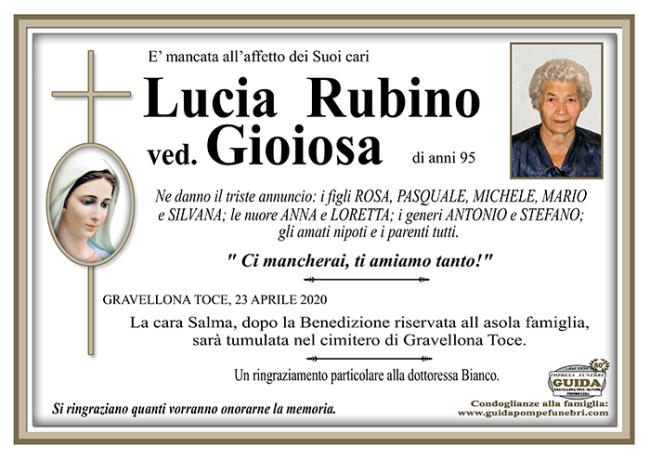 lucia RUBINO
