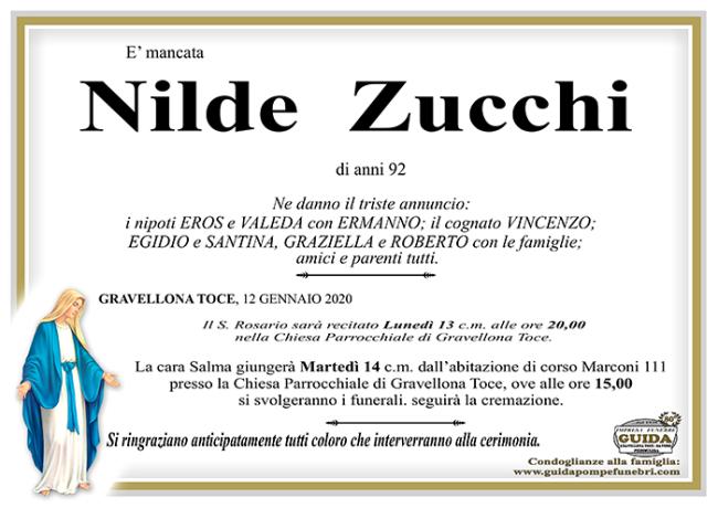 nilde ZUCCHI