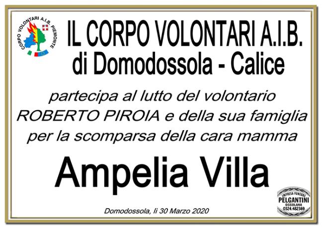 partecipazioni AIB DOMO X VILLA