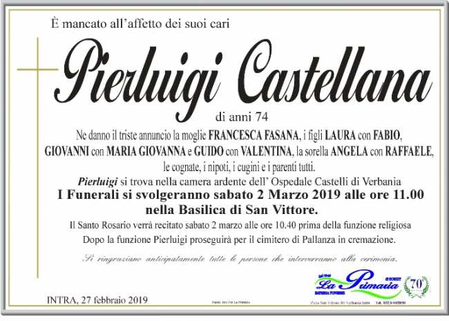 pierluigi castellana