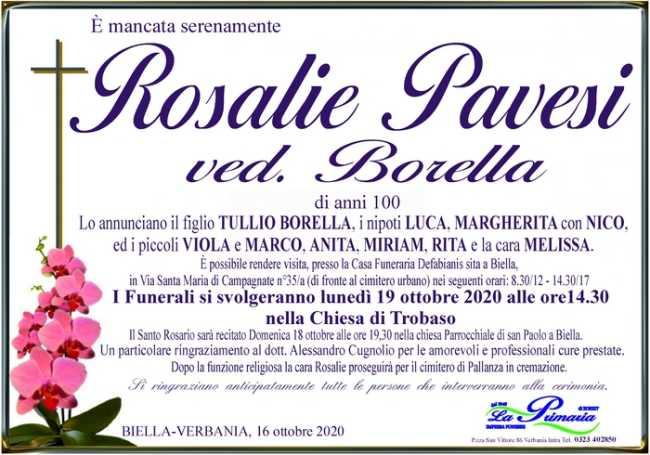 rosalie paves ved borella