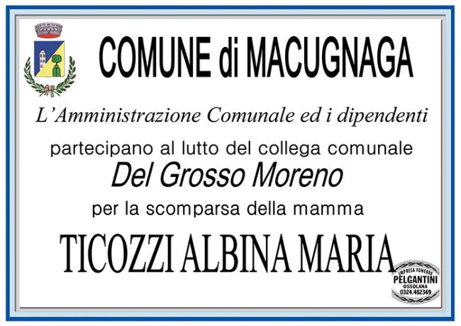 ticozzi MODIFICATO COMUNE MACUGNAGA