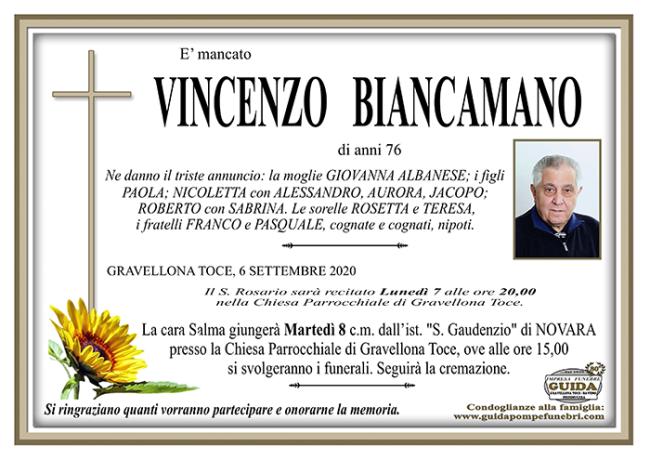 vincenzo BIANCAMANO