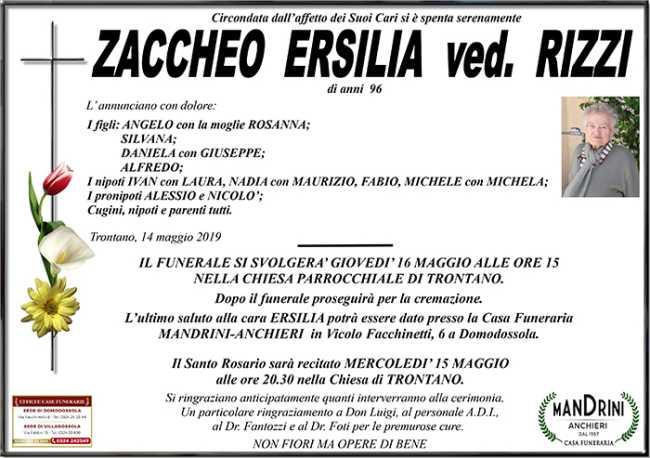 zaccheo ersilia