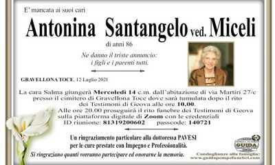 Antonina Santangelo ved. Miceli