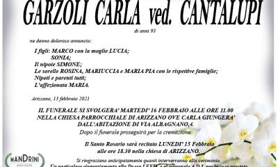 FUNEBRE GARZOLI CARLA 1