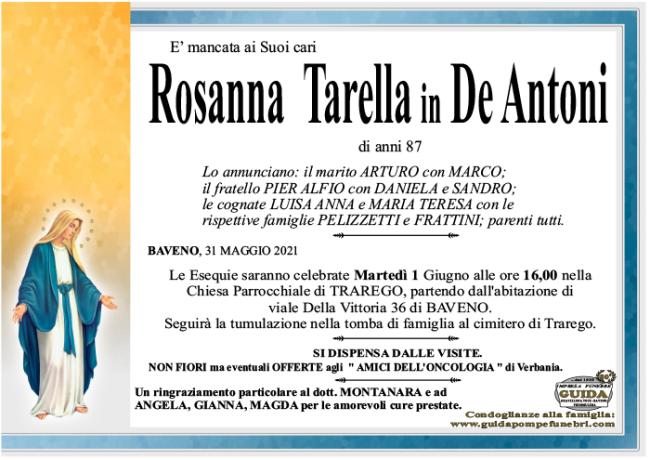 TARELLA DE ANTONI