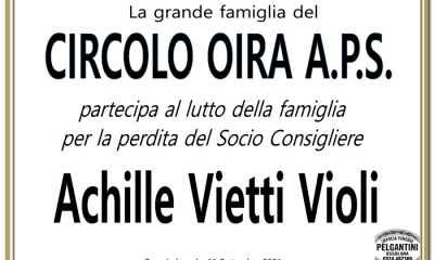 achille CIRCOLO OIRA