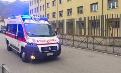 ambulanza ospedale