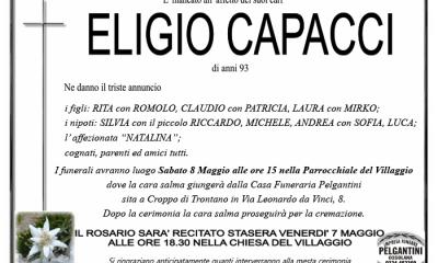 eligio CAPACCI