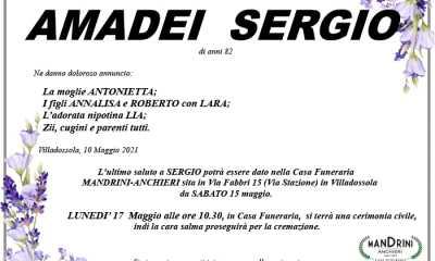 funebre AMADEI SERGIO