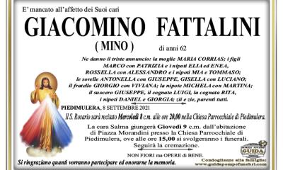 giacomino FATTALINI
