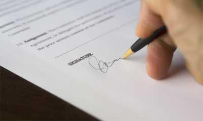 lavoro offerte 12 firma scritta mano