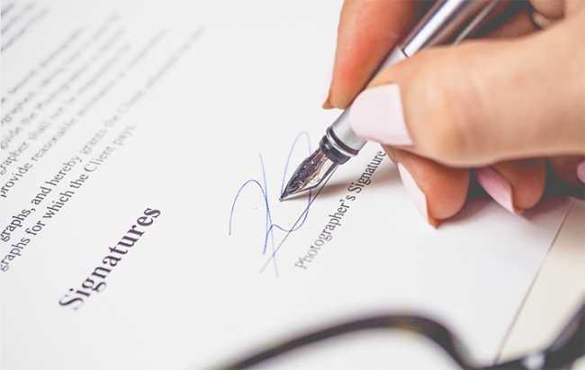 lavoro offerte 5 mano donna firma