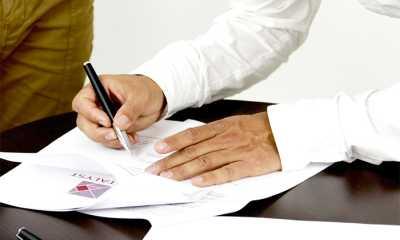 lavoro offerte 7 firma uomo contratto laterale
