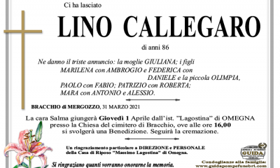 lino CALLEGARO