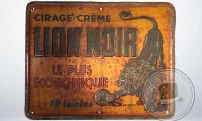lion noir latta pubblicitaria