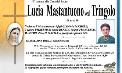 lucia MASTANTUONO TRINGOLO