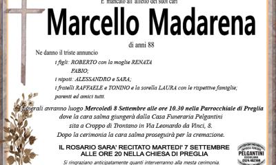 marcello MADARENA