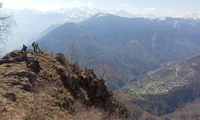 montagna escursione gita fabbri ratti