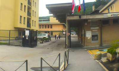 ospedale domo entrata