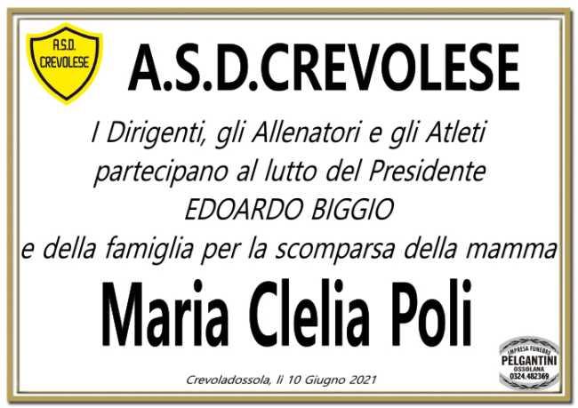 poli ASD CREVOLESE