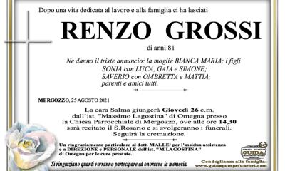 renzo GROSSI