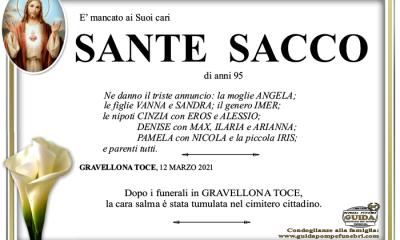 sante SACCO